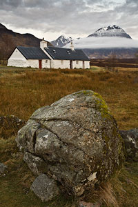 Blackrock Cottage. Fine Art Landscape Photography by Gary Waidson