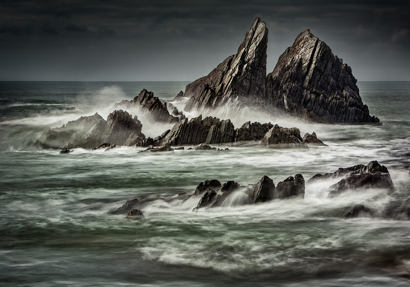 Mortehoe. Fine Art Landscape Photography by Gary Waidson